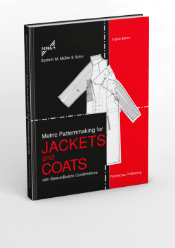 Product: Book Women Metric Patternmaking for Jackets & Coats + CD