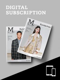 Product: M. Müller & Sohn One-Year Subscription Digital