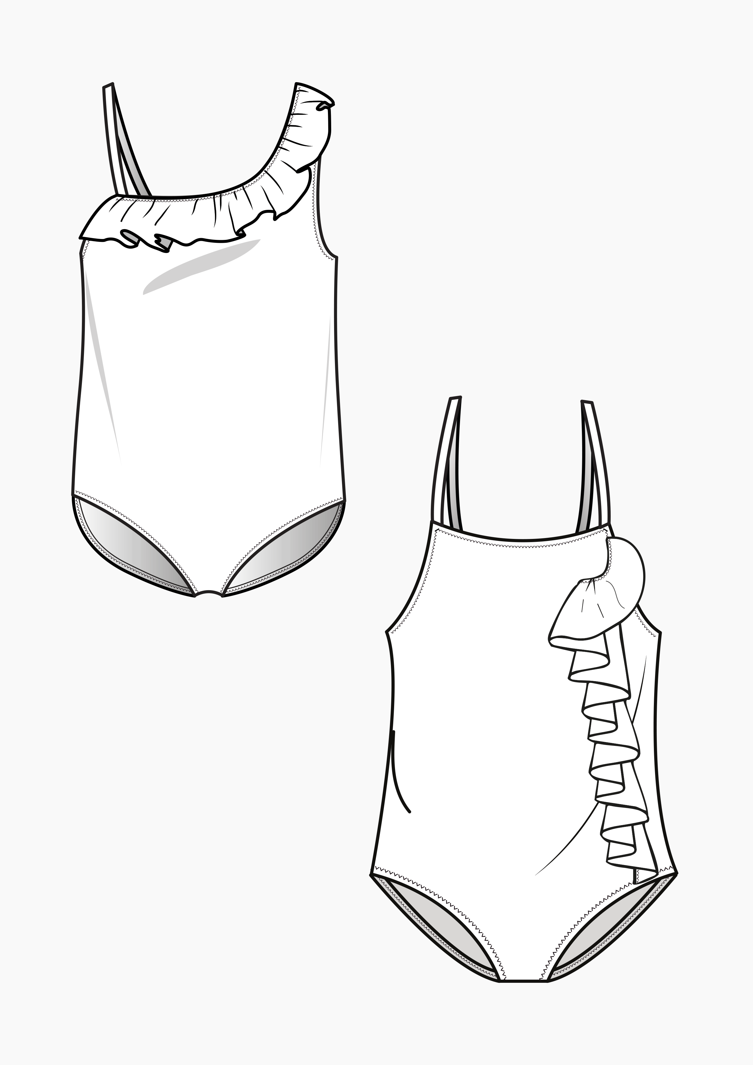 Product: Pattern Making Swimsuits for Kids