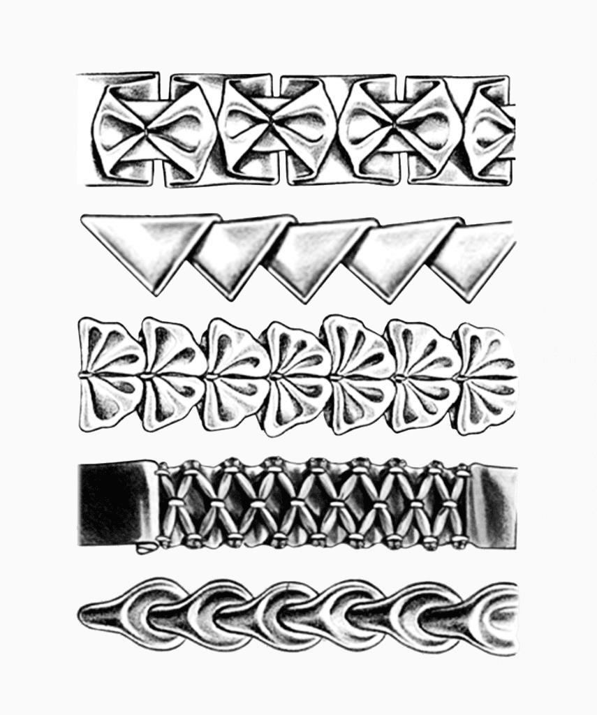 Product: Processing Ruffles and Ribbon Trims