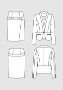 Product: Schnittmuster DOB Business-Kostüm