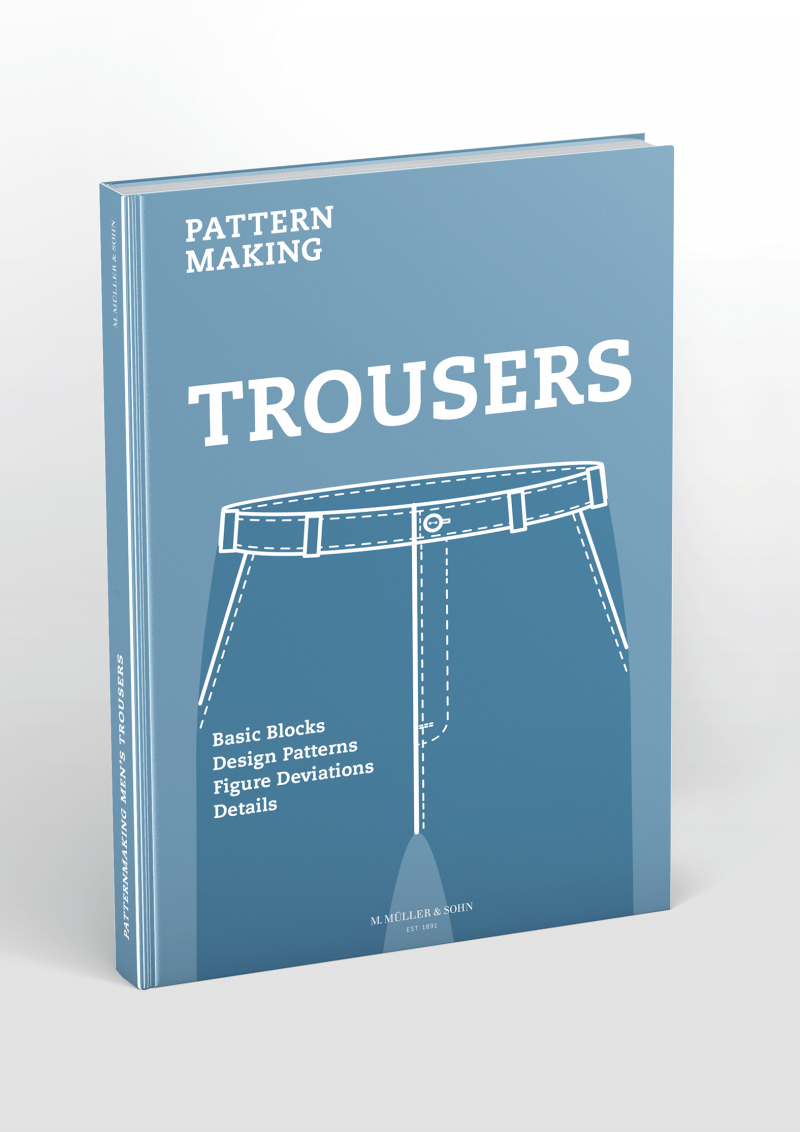 Product: Download: Pattern Making Men's Trousers