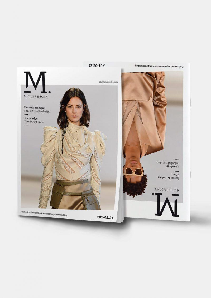 Product: M. Müller & Sohn Magazine 01-02.2021