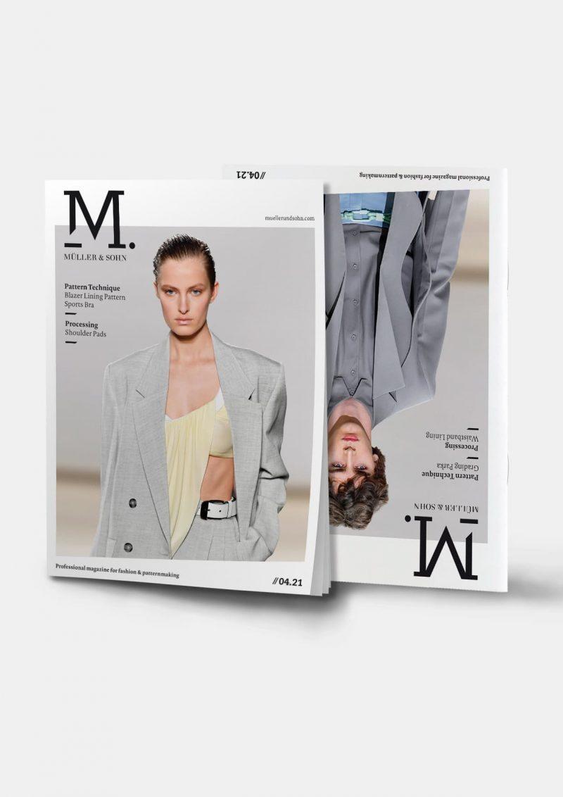 Product: M. Müller & Sohn Magazine 4.2021