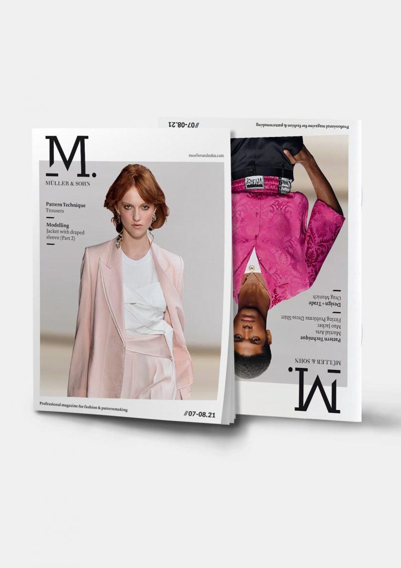 Product: M. Müller & Sohn Magazine 7-8.2021