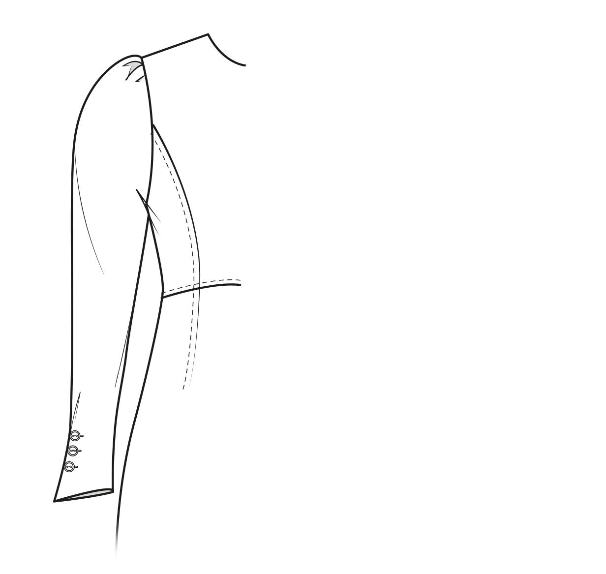 slender sleeve