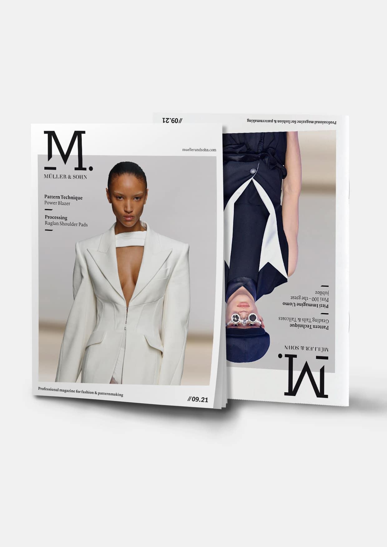 Product: M. Müller & Sohn Magazine 9.2021